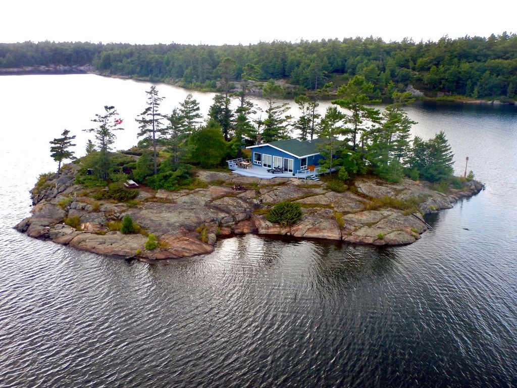 Private Island For Rent 2 5 Hours From Toronto Vrbo
