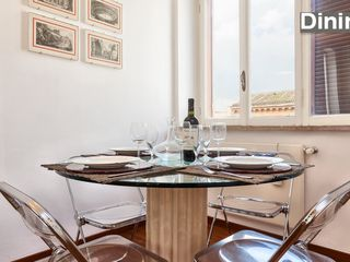 Piazza di Spagna apartment photo - Dining