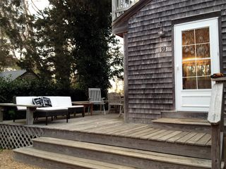 Oak Bluffs house photo - Deck