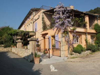 House in Provence with Non Chlorinated Pool