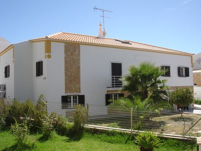 wonderful 7 bed villa with pool, 2 kilometres from the beach at Praia Verde