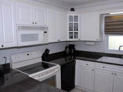 Grand Cayman condo rental - Kitchen has everything you need.