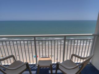 Camelot by the Sea condo photo - Balcony View
