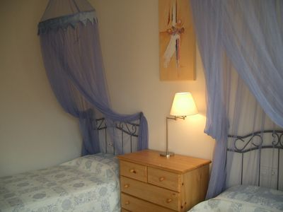 Caleta de Fuste (El Castillo) house rental - Twin Bedroom