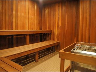 Steamboat Springs condo photo - Sauna with Double Benches
