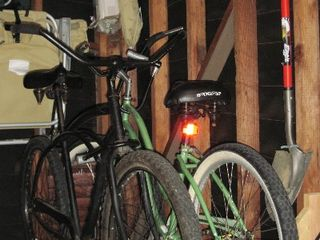 Pacific Beach house photo - His & Hers Bicycles