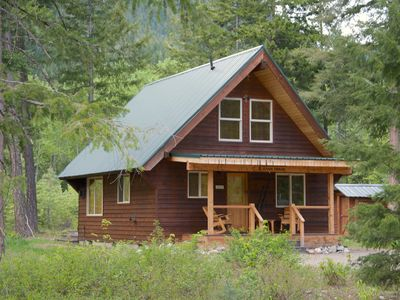 The River House in Mazama