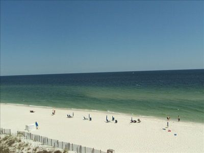 Amazing views from this one bedroom condo in Orange Beach