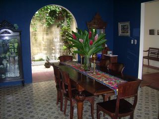 Mal Pais villa photo - Dining Room