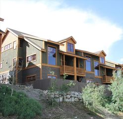 Silverthorne townhome photo - Exterior view