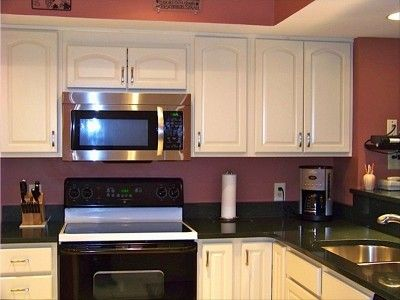 updated kitchen w/ stainless steel appliances, refer to video for better view