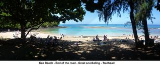 Princeville house photo - Ke'e Beach