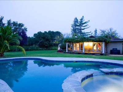 Get Ready to Relax at Casa Sonoma by the Saline Pool and Hot Tub