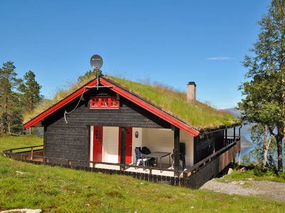 Vacation home in Utvik, Western Norway - 6 persons, 3 bedrooms