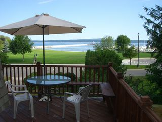 Petoskey house photo - Enjoy the view - 26 Mile bike and walking path