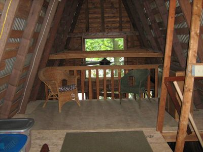 Fort Ann cabin rental - Loft