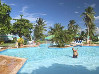 Ambergris Caye condo photo - Banyan Bay fresh water Pool