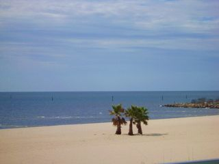 Biloxi condo photo - Walk out from this unit directly to pool and our beach. No elevators needed!