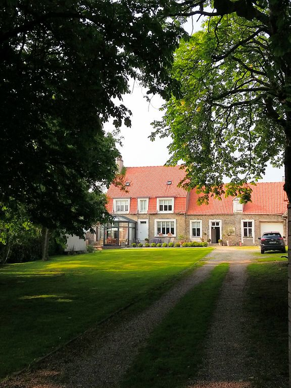 BARN-LOFT, The charm and the sea, with private parking, garden, terrace.