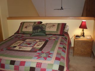 Mount Snow condo photo - Queen Bed In Loft