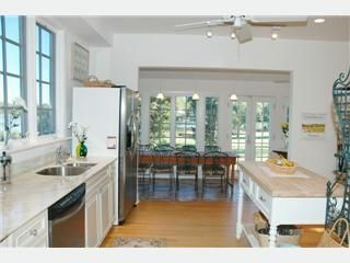 Beautiful Kitchen with water views; all amenities - St. Michaels cottage vacation rental photo