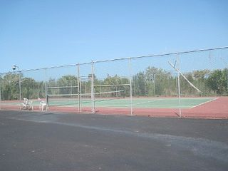 Sanibel Island condo photo - Tennis court