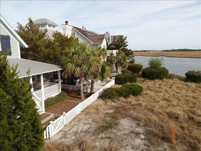 Bald Head Island cottage rental