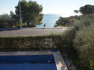 Villa for 8 people, private pool in Ampolla