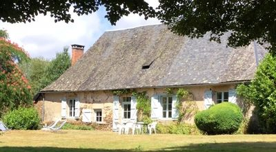 Beautiful typical house Corrèze, in absolute calm