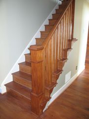 Charlottesville house photo - Stairway