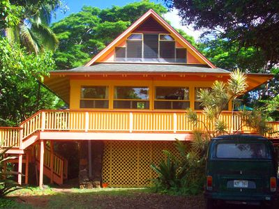 Welcome to Hale Kikoo - our charming home just minutes from the beach