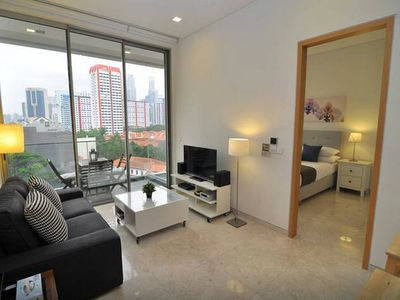 2BR/3Beds Serviced Apartment at MRT #B