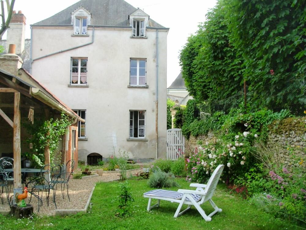 Apartment Furnished Near The Castle Of Amboise