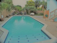 Luxury private 5 bedroom/5 bathroom heated pool!