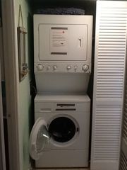 Atlantis Ocean City condo photo - Washer and Dryer