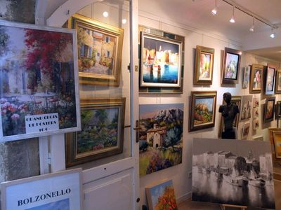 Galeries, expositions in Vence