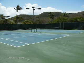 East End condo photo - Tennis Courts available to SBCW Guests
