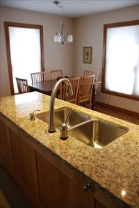 new granite countertop