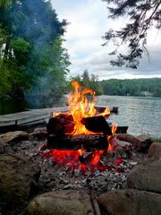 Lakeside Fires - Ludlow house vacation rental photo