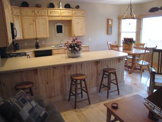 Beaver Lake house photo - Open floor plan.