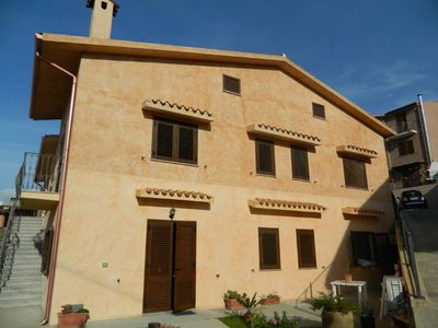 Rent apartment of 80 square meters for 4 people 4 km from the sea