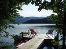 Chittenden house photo - Rental includes your own private dock and boats