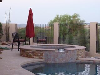 Marana house photo - new furniture and jacuzzi for views of the desert and mountains