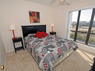 Surf City condo photo - Queen Bedroom