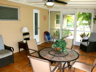 Naples house photo - Covered Lanai