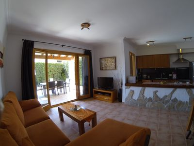 Apartment in Cala Anguila, quiet and close to the beach. WIFI