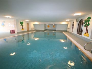 recently refurbished swimming pool
