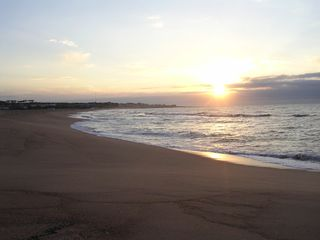 Punta del Este house photo - Sunrise at Montoya Beach