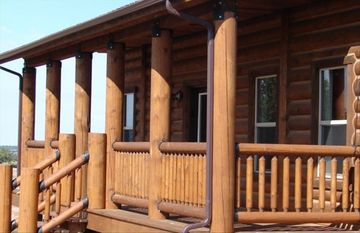 Williams house rental - Very Nice Log Vacation Home.