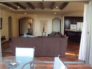 Cabo San Lucas condo photo - Patio looking in.